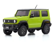 Kyosho MX-01 Mini-Z 4X4 Readyset w/Jimny Sierra Body (Yellow) | relatedproducts