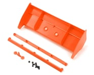 Kyosho MP9 TKI4 1/8 Plastic Wing w/Wickerbills (Orange) | alsopurchased