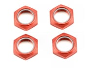 Kyosho Wheel Nut W/Nylon (Red) (4) | product-also-purchased