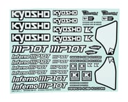 Kyosho MP10T Decal | alsopurchased