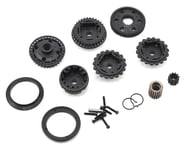 Kyosho Optima Differential Gear Case & Pulley | relatedproducts