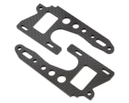Kyosho Optima Carbon Fiber Front Side Plate Set | relatedproducts