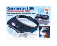 Hands Free Magnifier Glasses w 2 LED Lights | relatedproducts