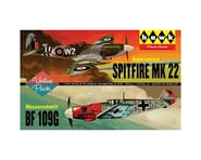 Lindberg Models Spitfire/ME109 - 2 Pack | relatedproducts