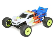 Losi Mini-T 2.0 1/18 RTR 2wd Stadium Truck (Blue/White) | relatedproducts