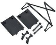 Losi Rock Rey Rear Tower & Mud Guards | alsopurchased