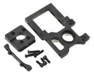 Losi Desert Buggy XL-E Motor Mount w/Adapter (Black) | relatedproducts