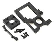 Losi Desert Buggy XL-E Motor Mount w/Adapter (Black) | alsopurchased