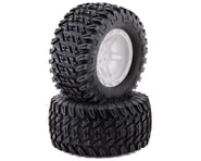 Losi Wheels and Tires Mounted (2): TENACITY MT | relatedproducts