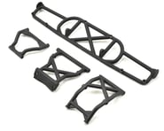 Losi Rear Bumper Set | relatedproducts