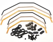Losi Front & Rear Sway Bar Set w/Hardware (6) | relatedproducts