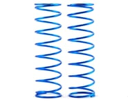 Losi Rear Shock Spring Set (Blue - 8.0lb) (2) | product-related