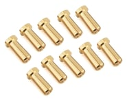 Maclan Max Current 5mm Low Profile Gold Bullet Connectors (10) | relatedproducts