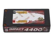 Muchmore Impact 2S LCG Shorty LiPo Battery Pack w/4mm Bullets (7.4V/4400mAh) | relatedproducts