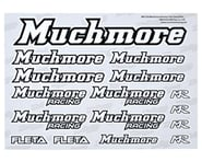 Muchmore Decal Sheet (White) | alsopurchased