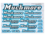 Muchmore Decal Sheet (Blue) | relatedproducts