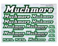 Muchmore Decal Sheet (Green) | relatedproducts