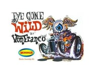 Moebius Model Von Franco Eye Gone Wild Model Kit | relatedproducts