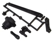 Mugen Seiki MBX8 ECO Center Differential Mount & Chassis Braces | alsopurchased