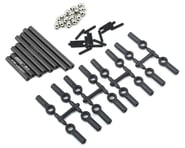 MST Aluminum Link Set (267mm) (Black) | alsopurchased