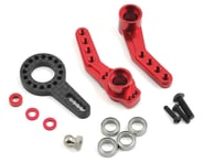 MST RMX 2.0 Aluminum Steering Arm Set (Red) | alsopurchased