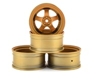 MST SP1 Wheel Set (Gold) (4) (+9 Offset) | alsopurchased