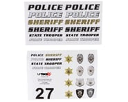 MyTrickRC Police/Sheriff Decal Set MYKST3 | alsopurchased