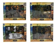 New Ray Wildlife Hunter Play Set (4 Assortment Options) | relatedproducts