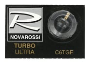 "Novarossi ""Turbo"" #6 Short Body Ultra Glow Plug (Medium) 