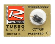 "Novarossi ""Turbo"" #7 Short Body Ultra Glow Plug (Cold) | alsopurchased"