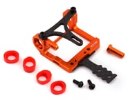 NEXX Racing Mini-Z 2WD LCG 98-102mm Aluminum Round Motor Mount (Orange) | product-related