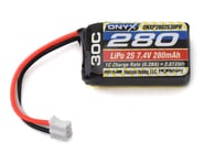 Onyx 2S 30C LiPo Battery w/PH Connector (7.4V/280mAh) | alsopurchased