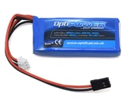 Optipower 2S 30C LiPo Receiver Battery (7.4V/850mAh) | relatedproducts