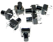 OSEPP LS-00003 Mini Push Button Switch | relatedproducts