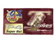 "O.S. P4 Turbo Glow Plug ""Super Hot"" 