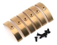 Team Ottsix Racing Voodoo VariHub Brass Circumferential Weights (6) (2.4oz) | relatedproducts
