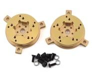 Team Ottsix Racing Voodoo VariHub Brass 12mm Hex Hubs (2) | alsopurchased