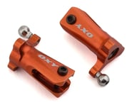 OXY Heli Tail Blade Grip Set (Orange) (Oxy 3 & Oxy 4) | product-related