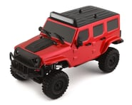 Panda Hobby Tetra X1 1/18 RTR Scale Mini Crawler w/2.4GHz Radio (Red) | alsopurchased