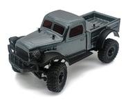 Panda Hobby Tetra K1 1/18 RTR Scale Mini Crawler w/2.4GHz Radio (Gunmetal Gray) | relatedproducts