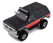 Panda Hobby Tetra X2 1/18 RTR Scale Mini Crawler w/2.4GHz Radio (Black/Red) | relatedproducts