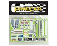 PineCar Racer Accents Dry Transfer | relatedproducts