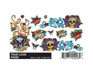PineCar Dry Transfer Decals, True Love | relatedproducts