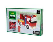Plus-Plus Fire Truck Building Set (760 Piece) | relatedproducts