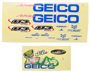 Pro Boat Miss GEICO 17 Decal Sheet | alsopurchased