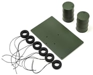 Pro Boat Alpha Patrol Boat Scale Accessory Pack | relatedproducts