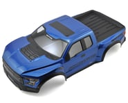 Pro-Line 2017 F-150 Raptor Pre-Painted & Pre-Cut Scale Body (Blue) | alsopurchased