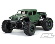 Pro-Line Jeep Gladiator Rubicon Pre-Cut Monster Truck Body (Clear) (X-Maxx) | relatedproducts