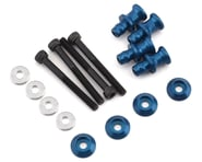 PSM RC8 B3.1 Aluminum Shock Standoff Set (Electric Blue) (4) | alsopurchased