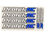 ProTek RC Small Logo Sticker Sheet | alsopurchased